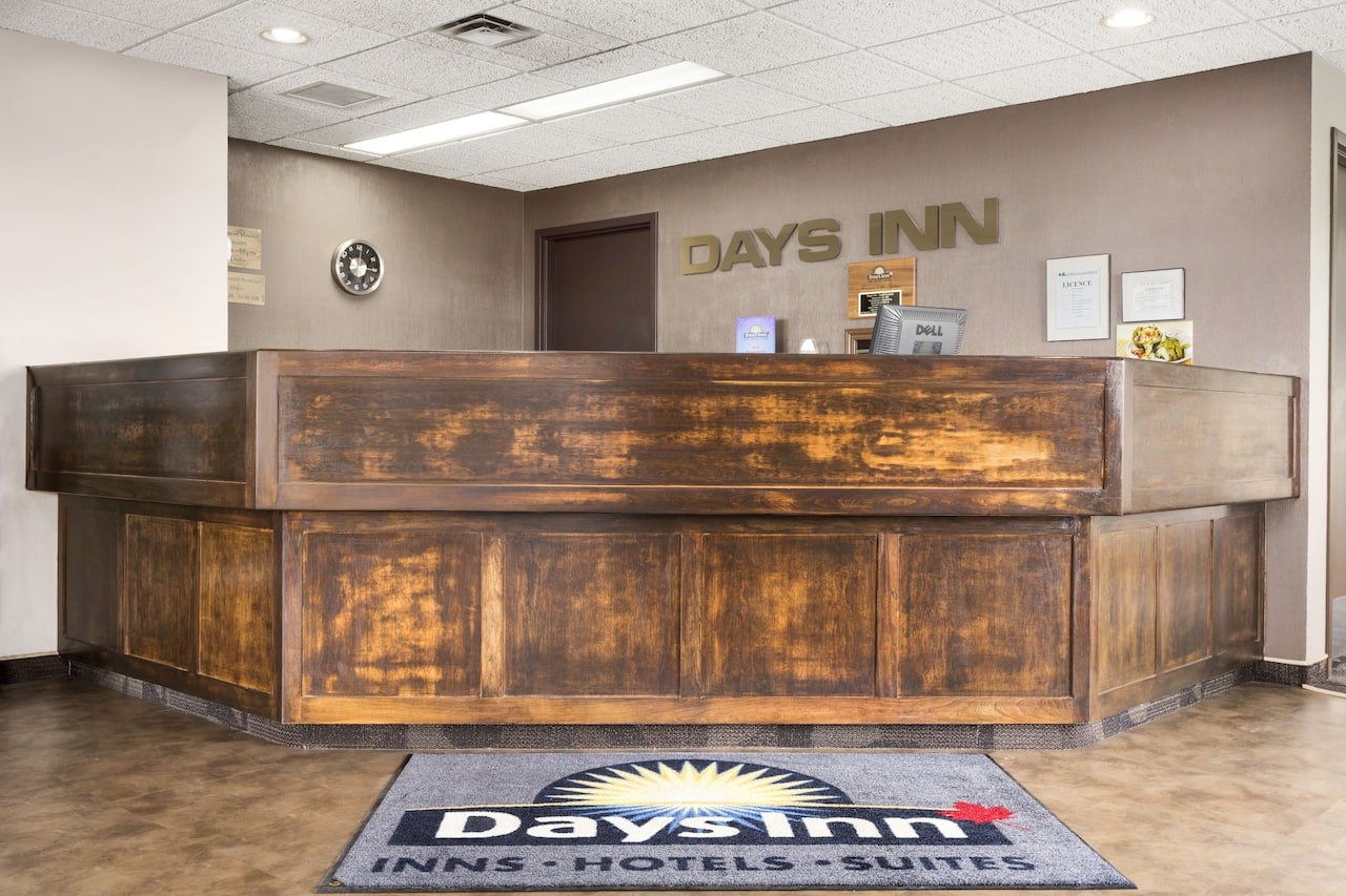 at the Days Inn Swift Current in Swift Current, Saskatchewan