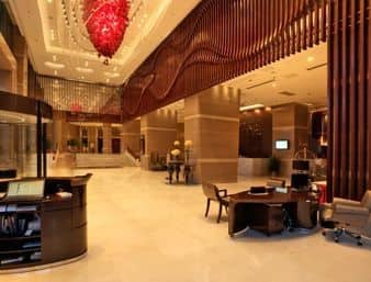 at the Days Hotel & Suites Changsha City Center in Changsha, China