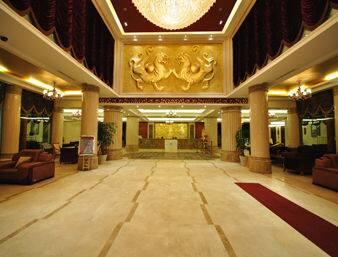 at the Days Hotel MingYue in Chongqing, China