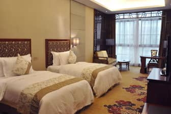 Guest room at the Days Hotel & Suites Dianya Chongqing in Chongqing, Other than US/Canada