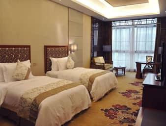 at the Days Hotel & Suites Dianya Chongqing in Chongqing, China