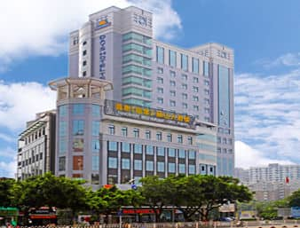 Days Hotel Tengshan Fujian in  Fuzhou,  China
