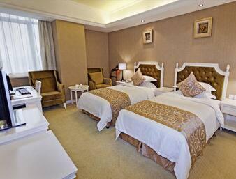 at the Days Hotel Tengshan Fujian in Fuzhou, China