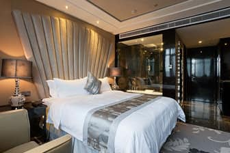 Guest room at the Days Hotel Dawn Fuzhou in Fuzhou, Other than US/Canada