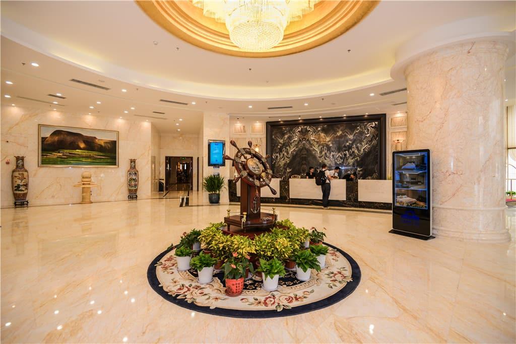at the Days Hotel Shishi Fujian in Quanzhou, China