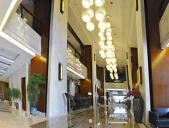 at the Days Hotel Siping in Siping, China