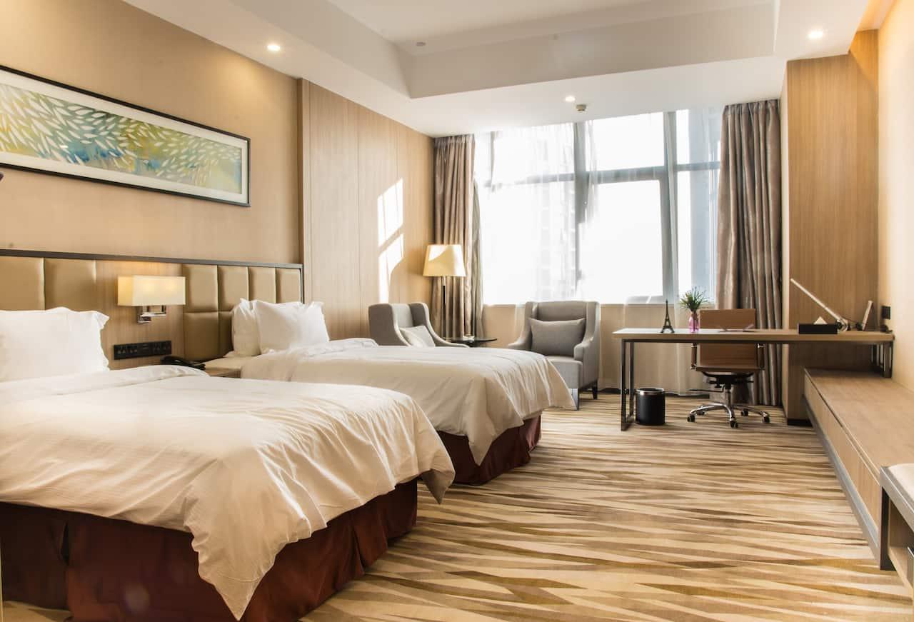 at the Days Hotel Frontier Xiangcheng Suzhou in Suzhou, China