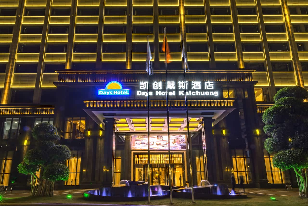 Days Hotel Chongqing Kaichuang in  WU Shan,  CHINA