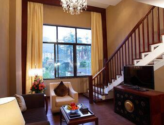 at the Days Hotel & Suites Zhaozhuang Xingyi Resort in Xingyi City, China