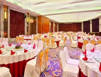 at the Days Hotel Suites Yangjiang in Yangjiang, China