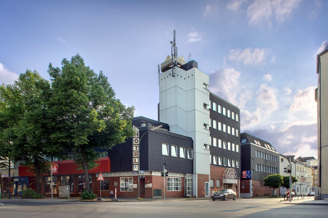 Days Inn Dortmund West in Arnsberg, GERMANY