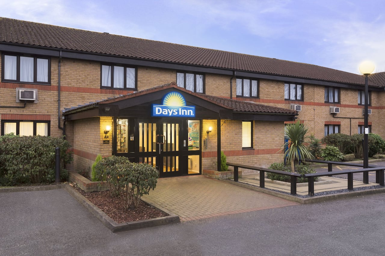 Days Inn London Stansted Airport in Hertfordshire, United Kingdom
