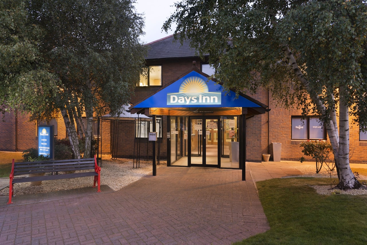 Days Inn Chester East in Liverpool, UNITED KINGDOM