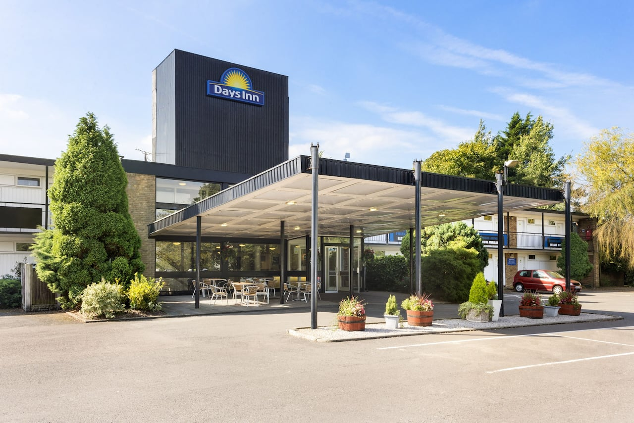 Days Inn Charnock Richard M6 in Southport, United Kingdom