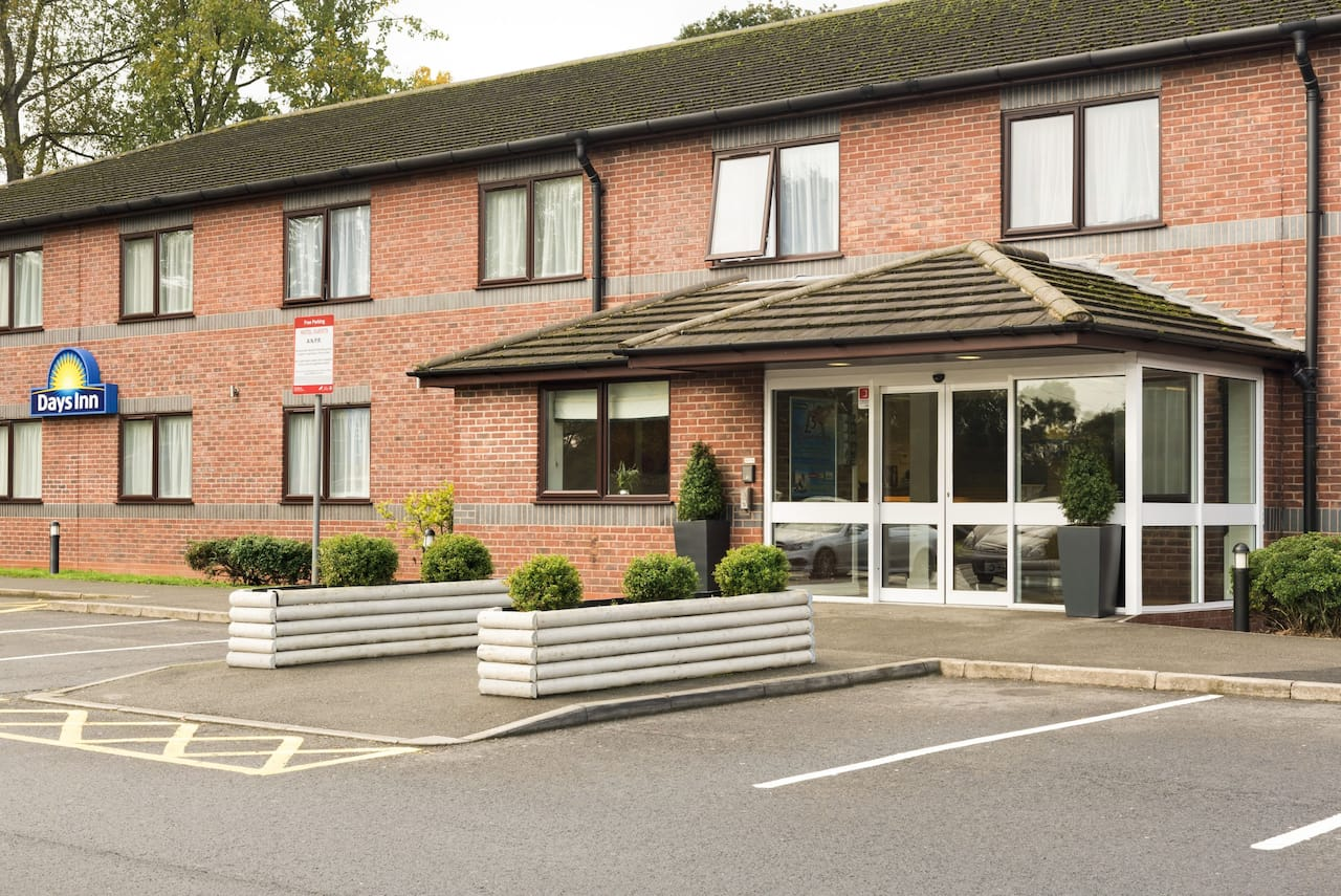 at the Days Inn Corley NEC M6 in Corley, United Kingdom