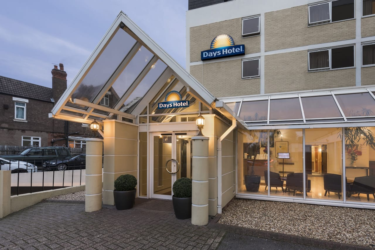 Days Hotel Coventry in Leicester City, United Kingdom