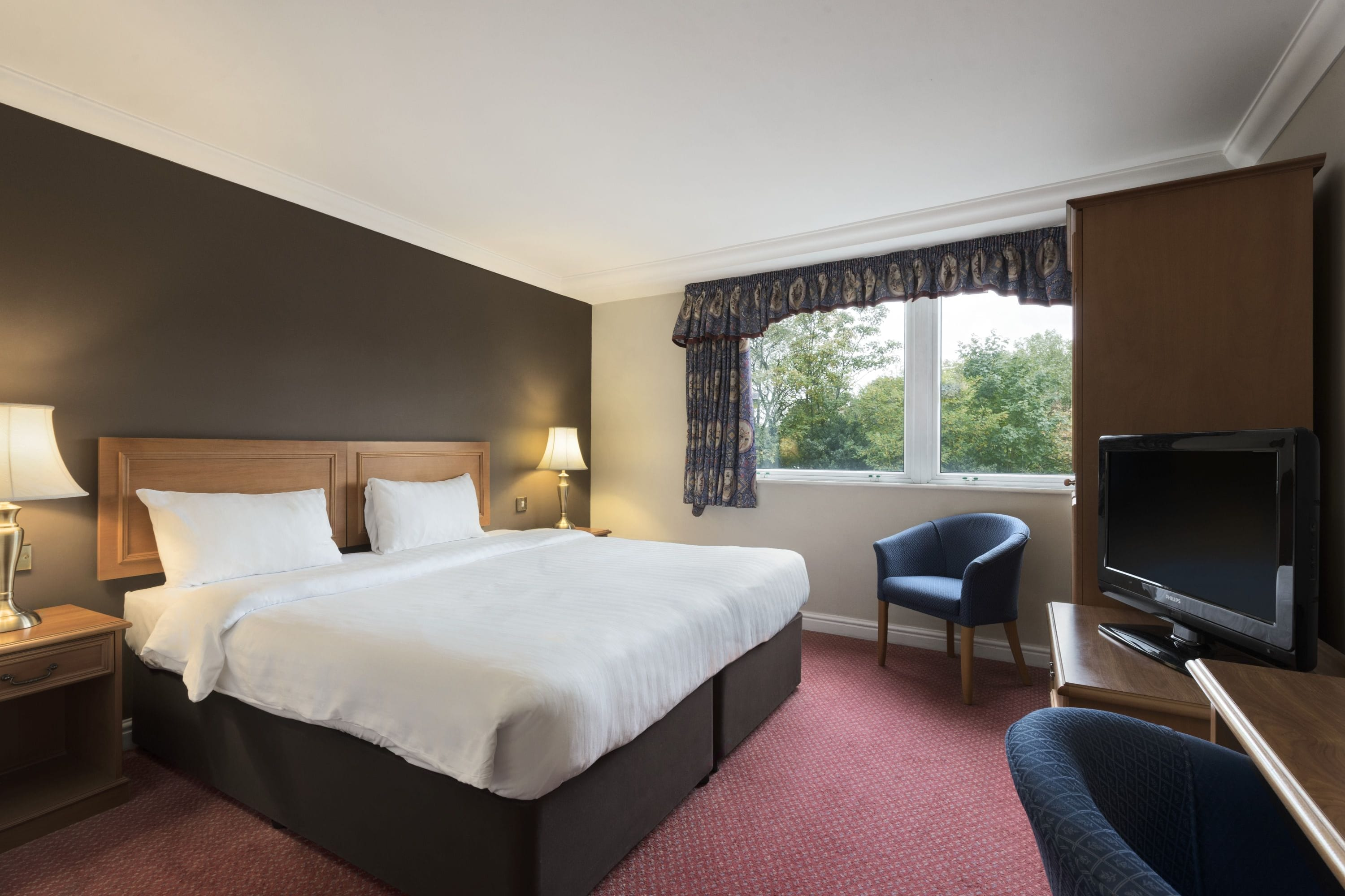 Guest room at the Days Hotel Coventry in Coventry, Other than US/Canada