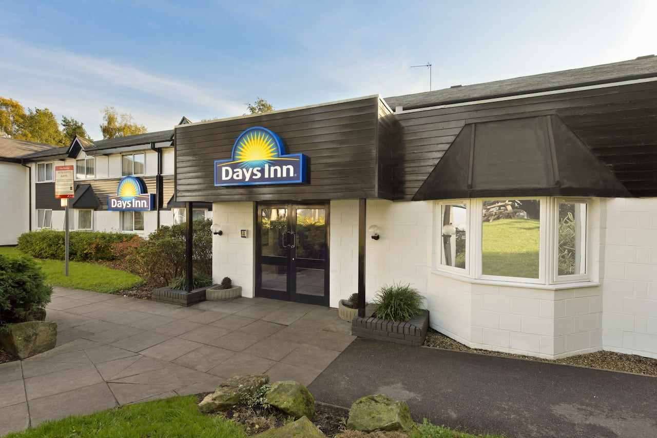 Days Inn Fleet M3 in London, UNITED KINGDOM