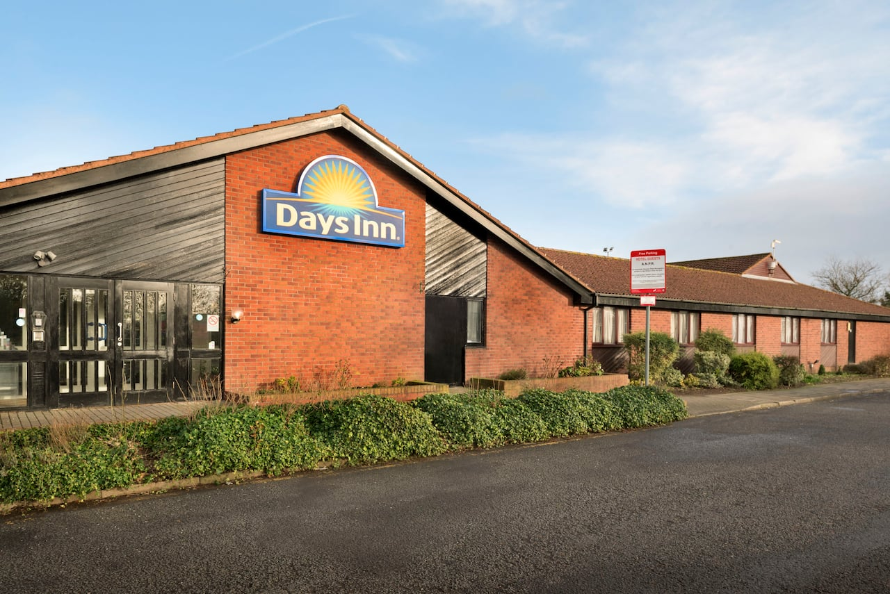 Days Inn Gretna Green M74 in Lockerbie, United Kingdom