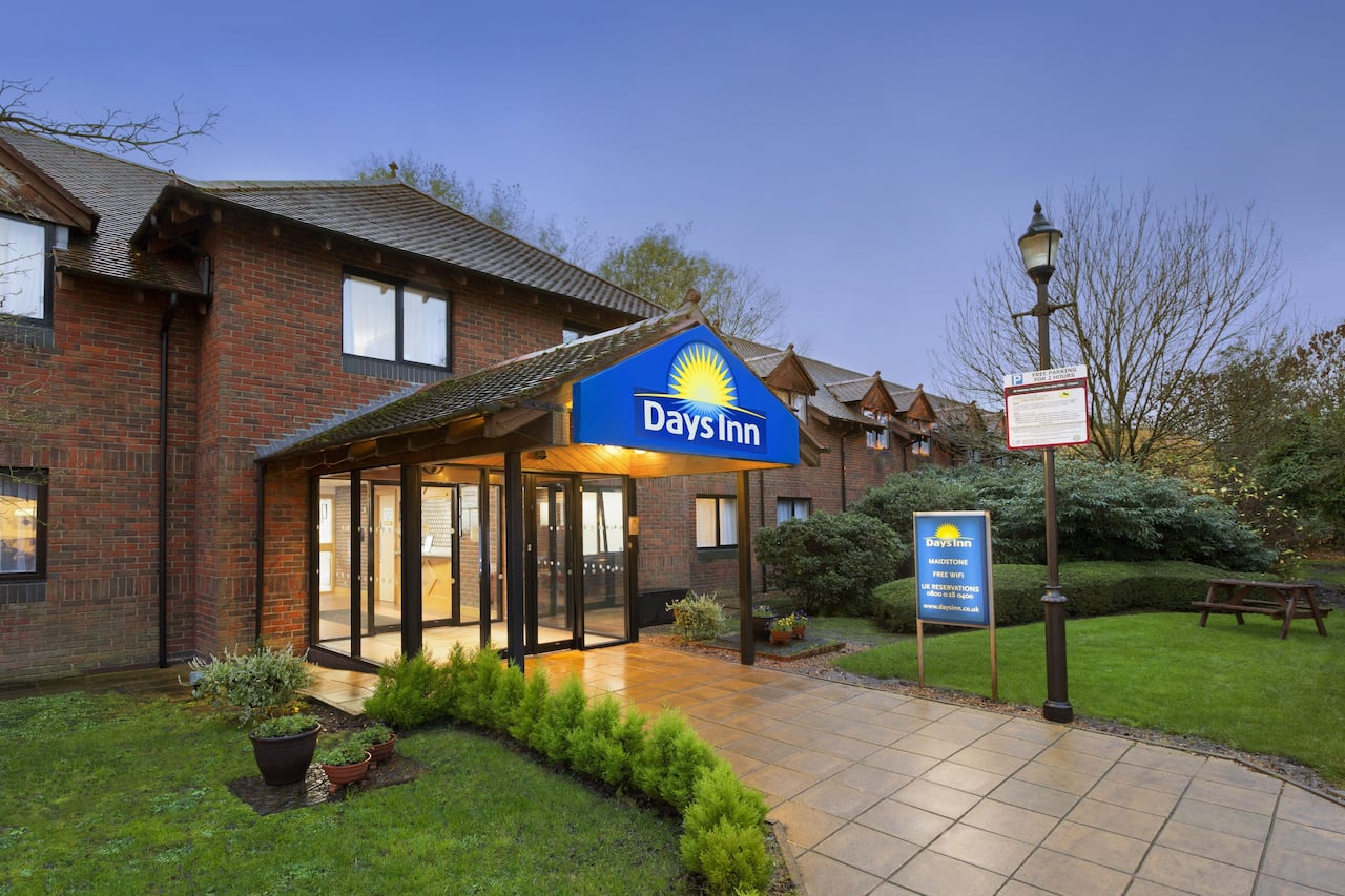 Days Inn Maidstone in Westerham, United Kingdom