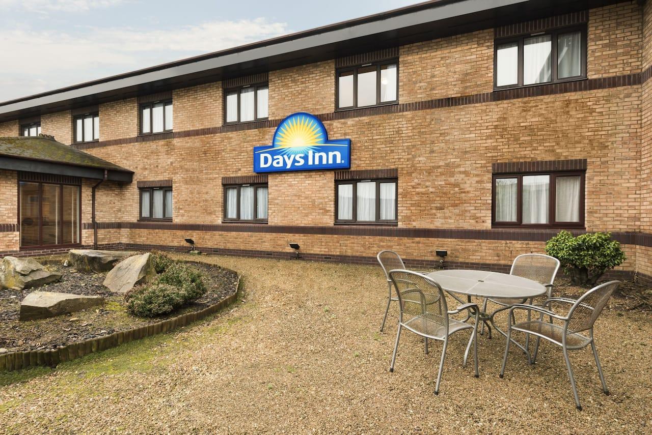 at the Days Inn Abington M74 in Lanarkshire, United Kingdom
