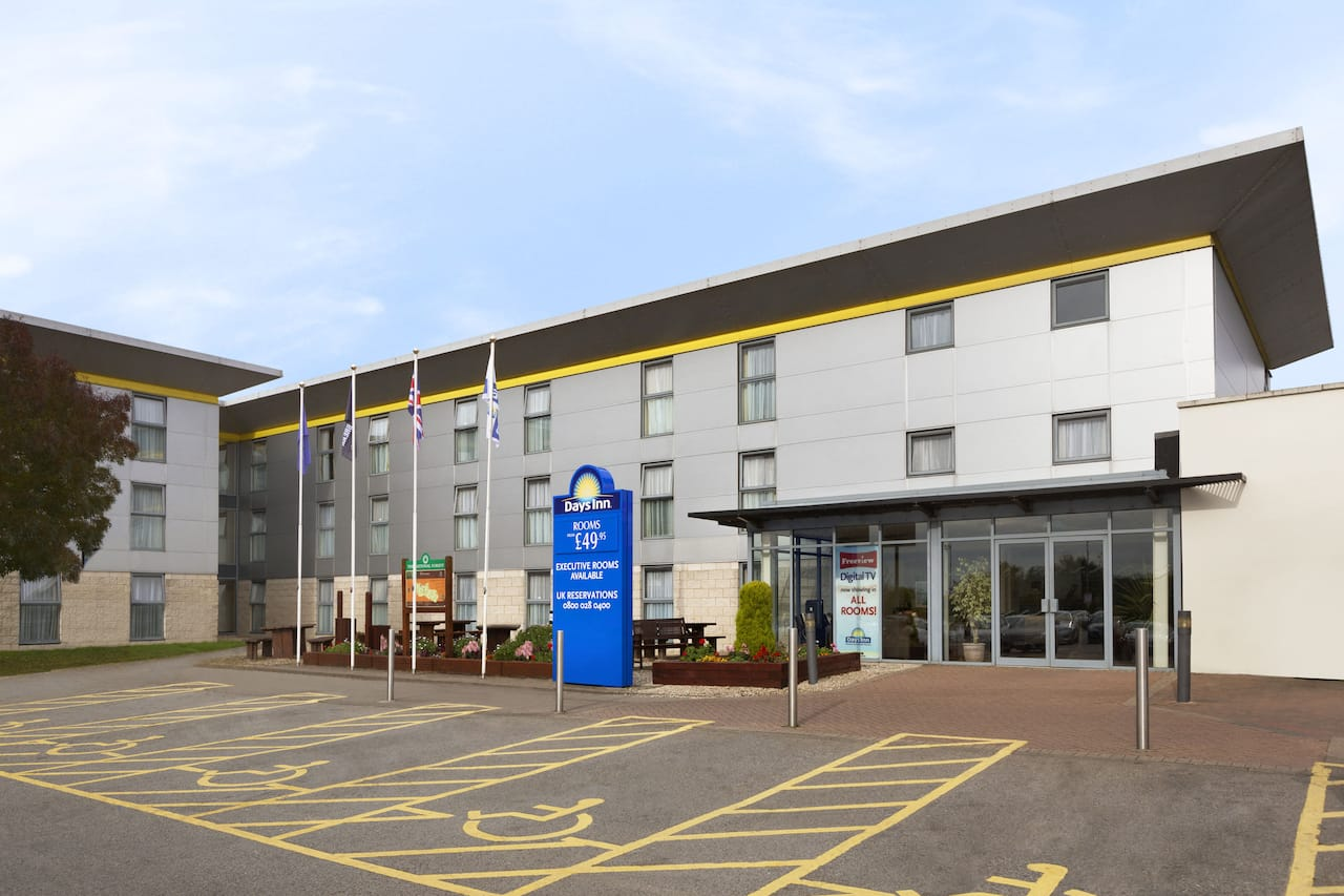 Days Inn Leicester Forest East M1 in Leicester City, United Kingdom