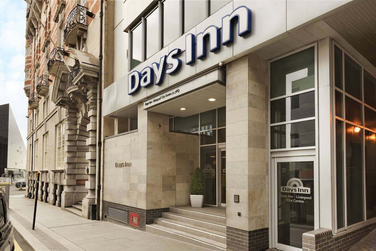 Days Inn Liverpool City Centre in Chester, United Kingdom