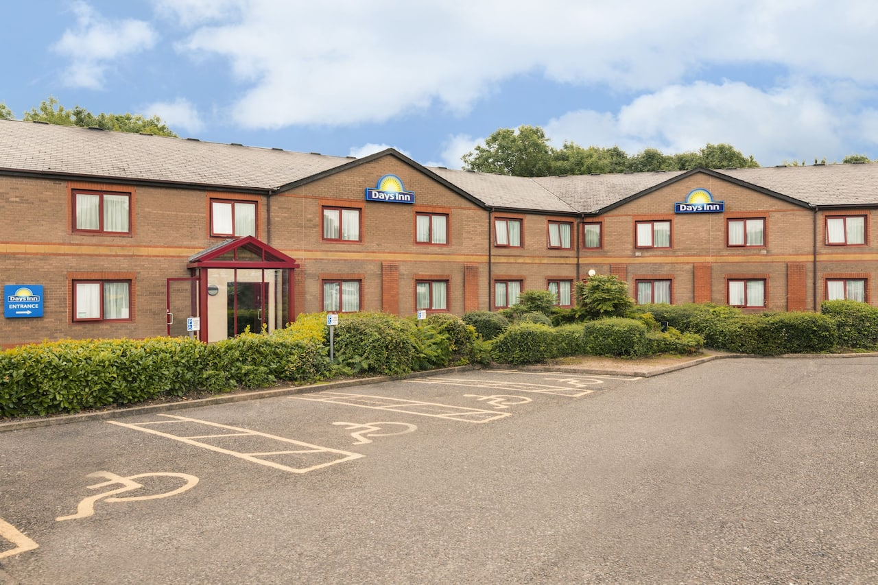 at the Days Inn Magor in Magor, United Kingdom