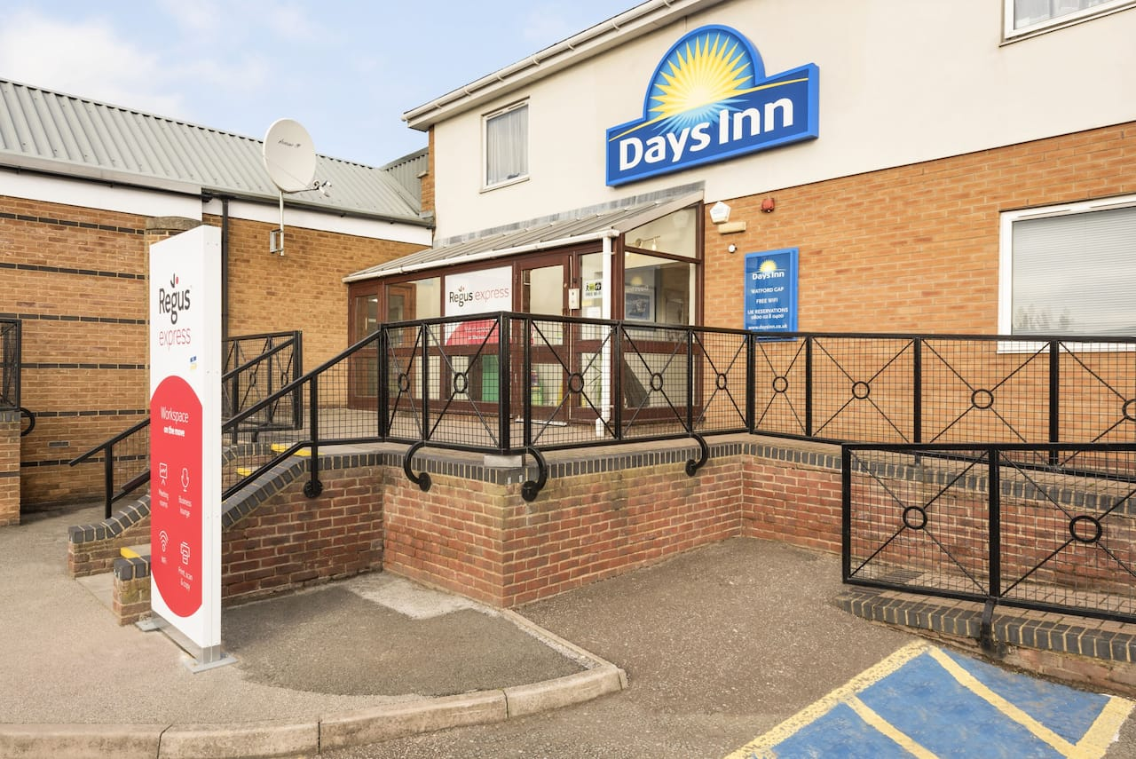 Days Inn Watford Gap in Corley, United Kingdom