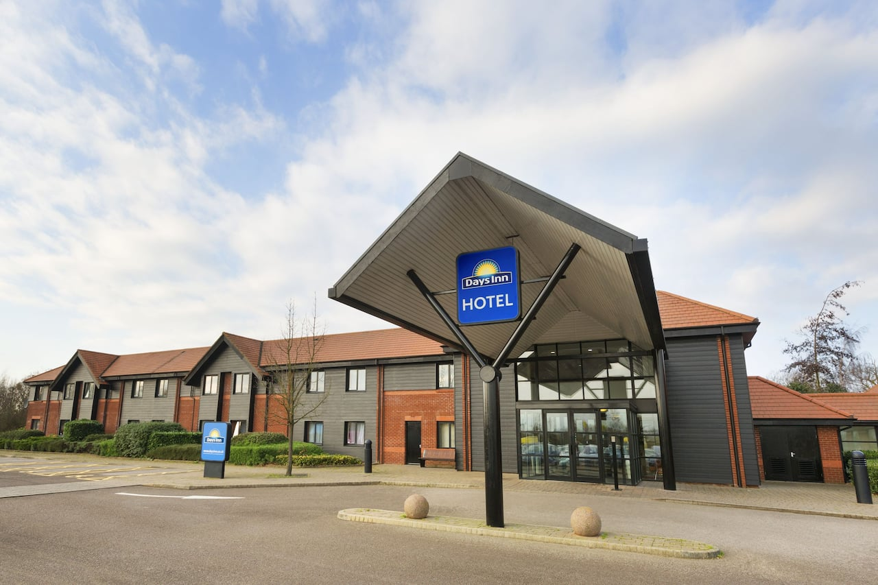 Days Inn Stevenage North in Dunstable, UNITED KINGDOM