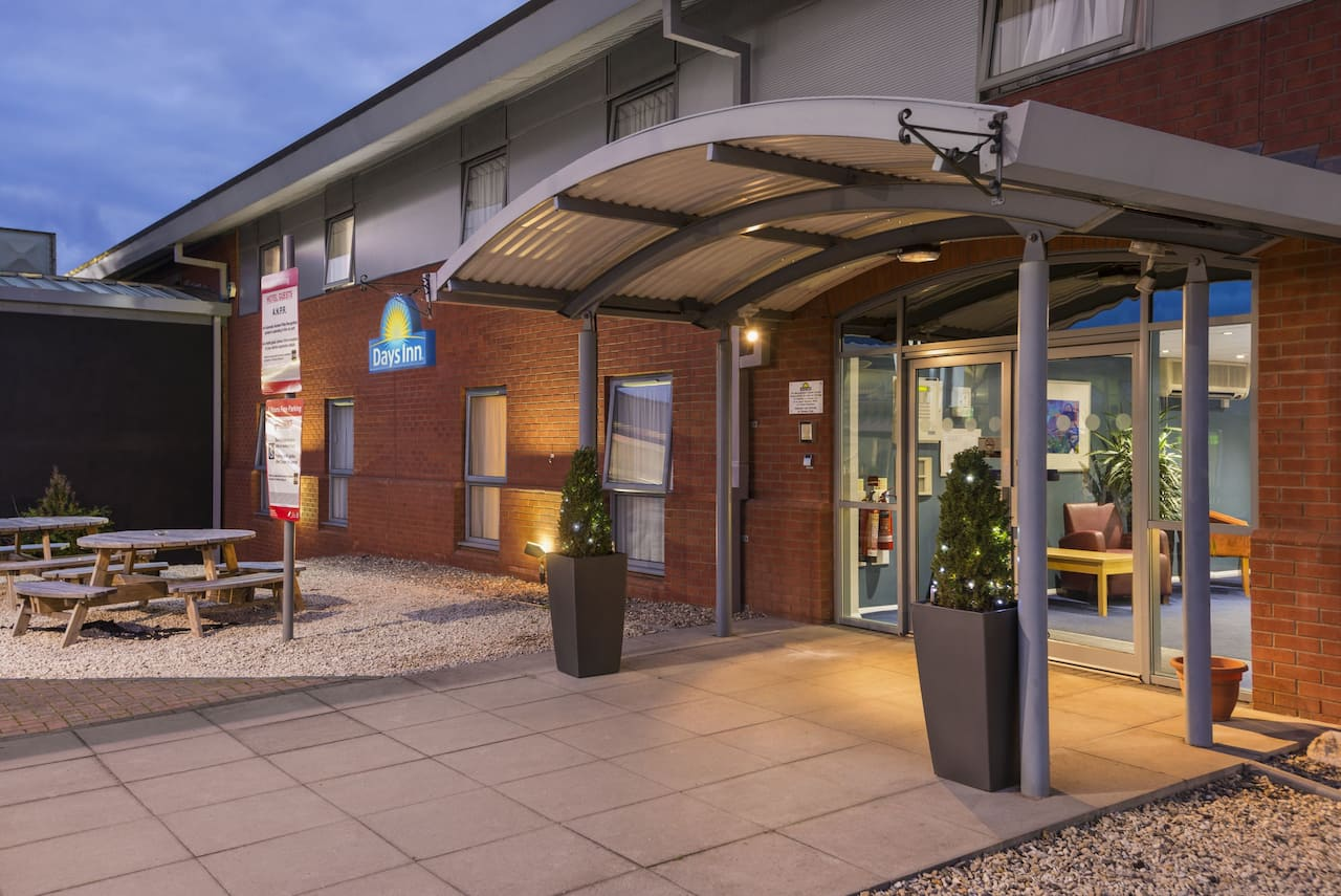 Days Inn Telford Ironbridge M54 in  Shropshire,  United Kingdom
