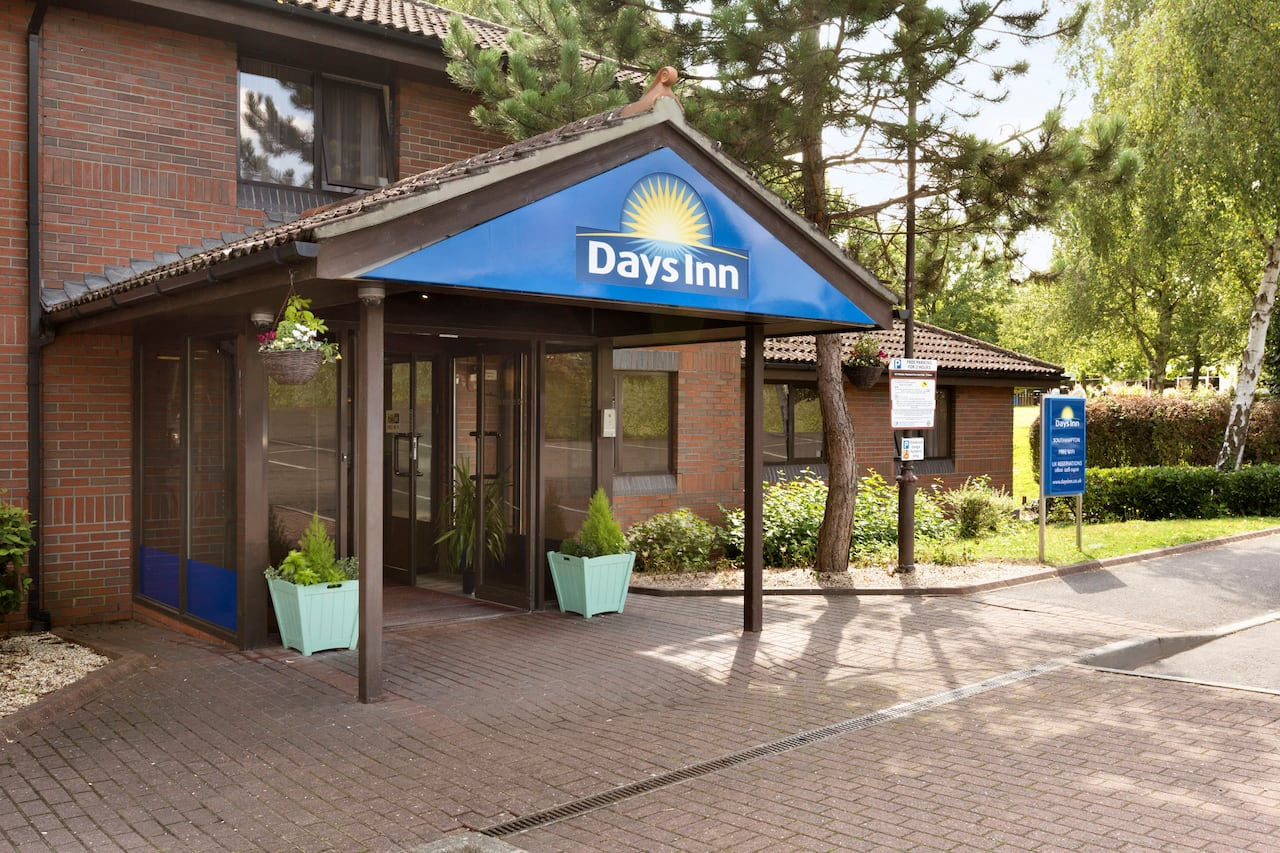 Days Inn Southampton Rownhams in Southampton, United Kingdom