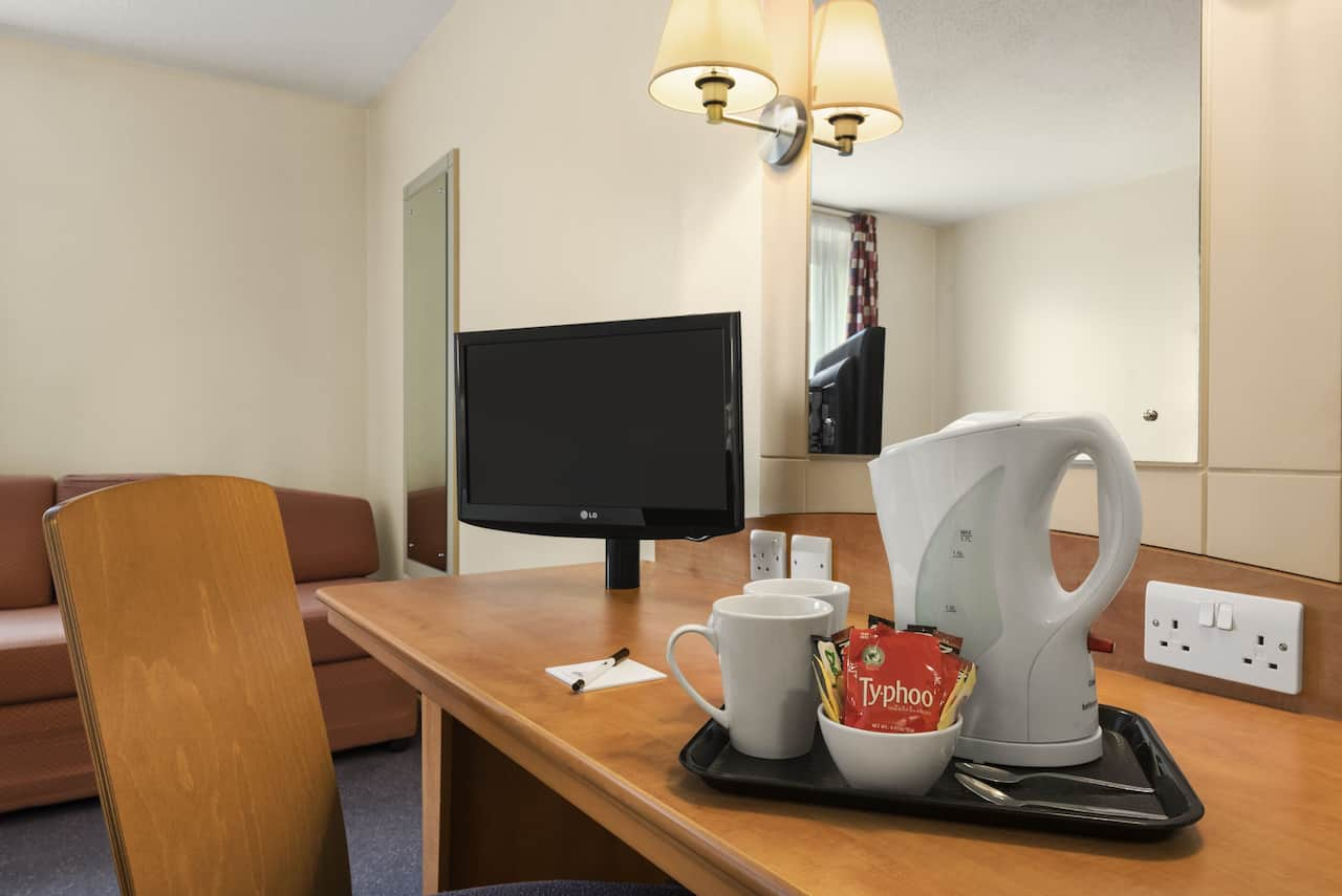 at the Days Inn Cannock Norton Canes M6 Toll in Staffordshire, United Kingdom