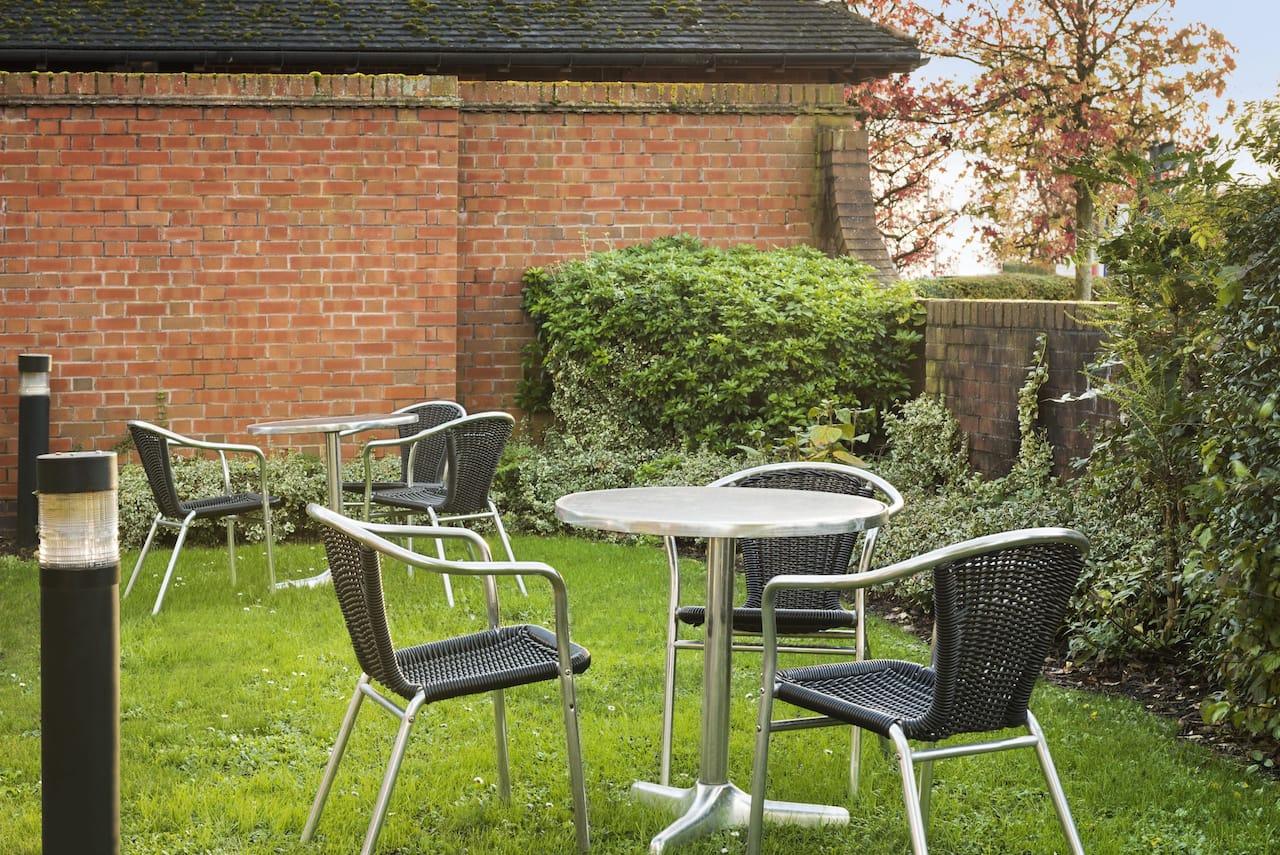 at the Days Inn Tewkesbury Strensham in Strensham, United Kingdom