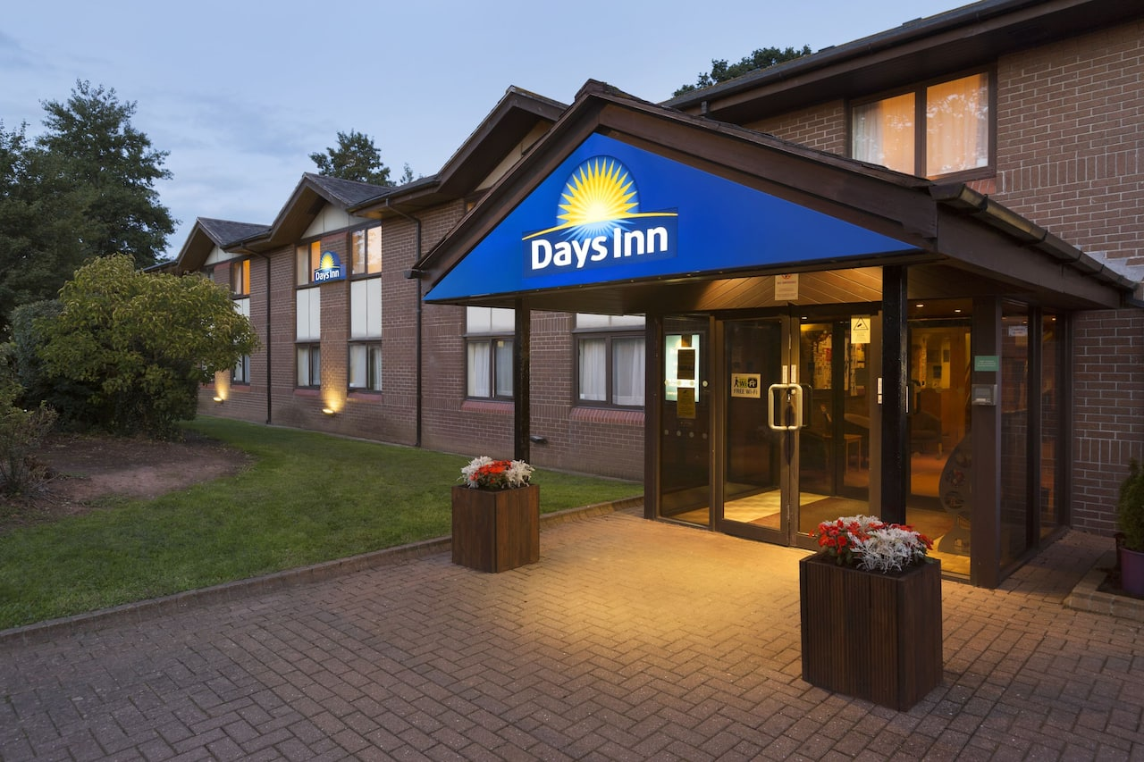 Days Inn Taunton in Sedgemoor, United Kingdom