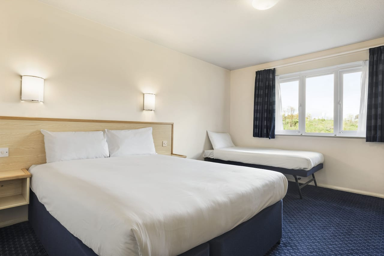 at the Days Inn Sutton Scotney North in Winchester, United Kingdom