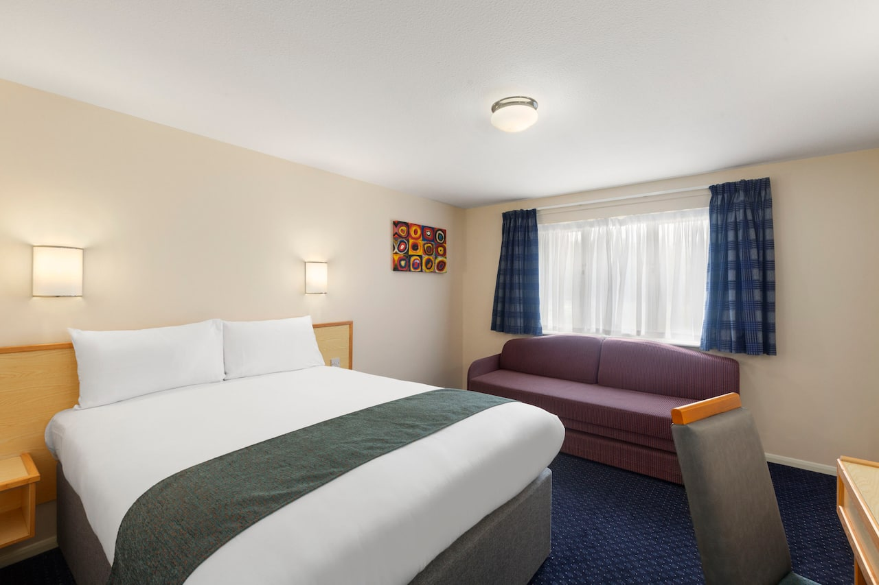 at the Days Inn Sutton Scotney South in Winchester, United Kingdom