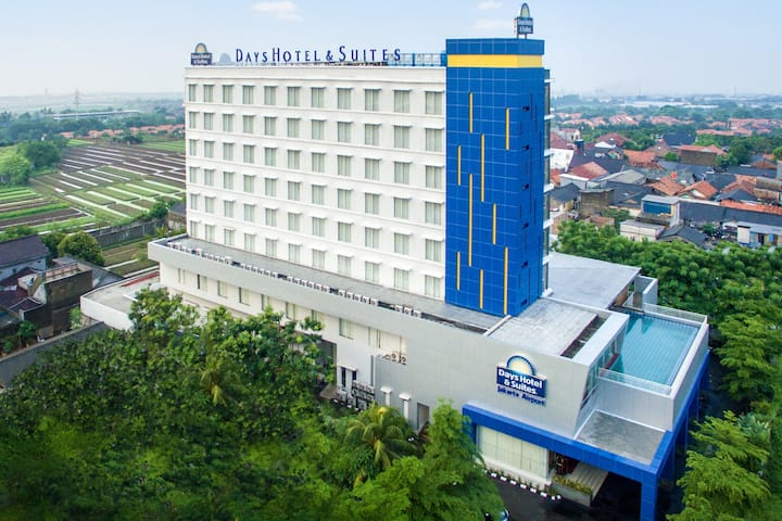 Days Hotel Suites By Wyndham Jakarta Airport Tangerang Id Hotels