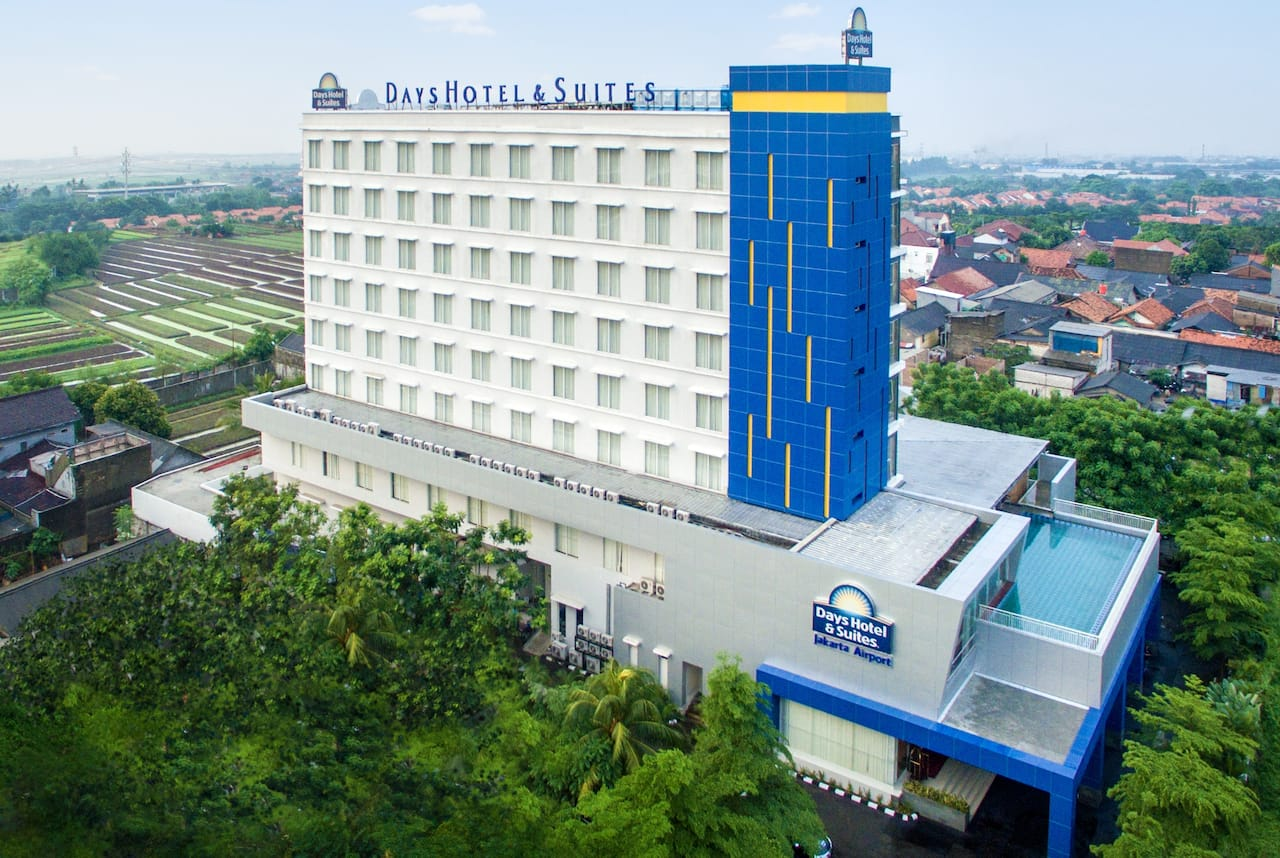 Days Hotel and Suites Jakarta Airport in Tangerang, Indonesia