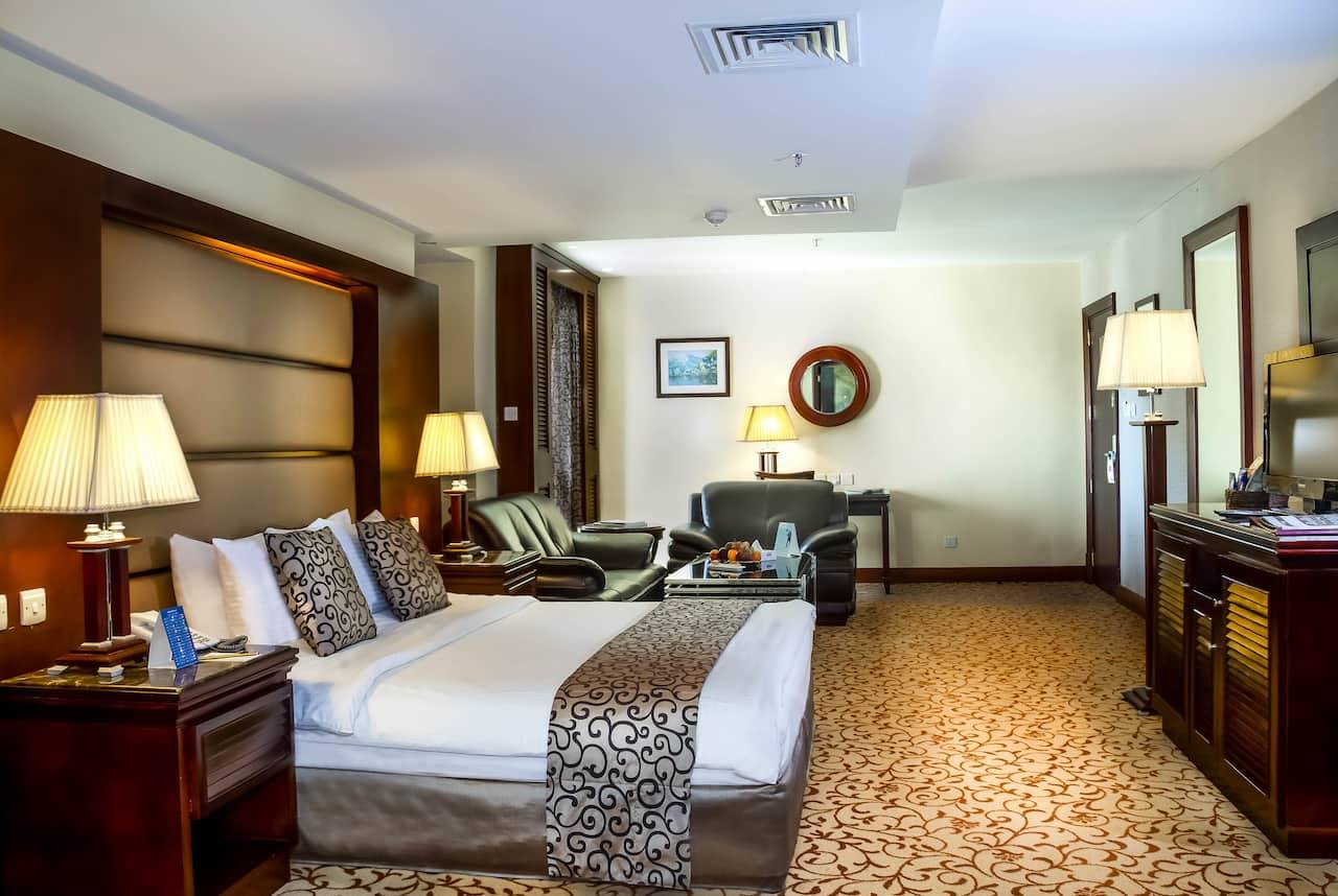at the Days Inn Hotel Suites Amman in Amman, Jordan