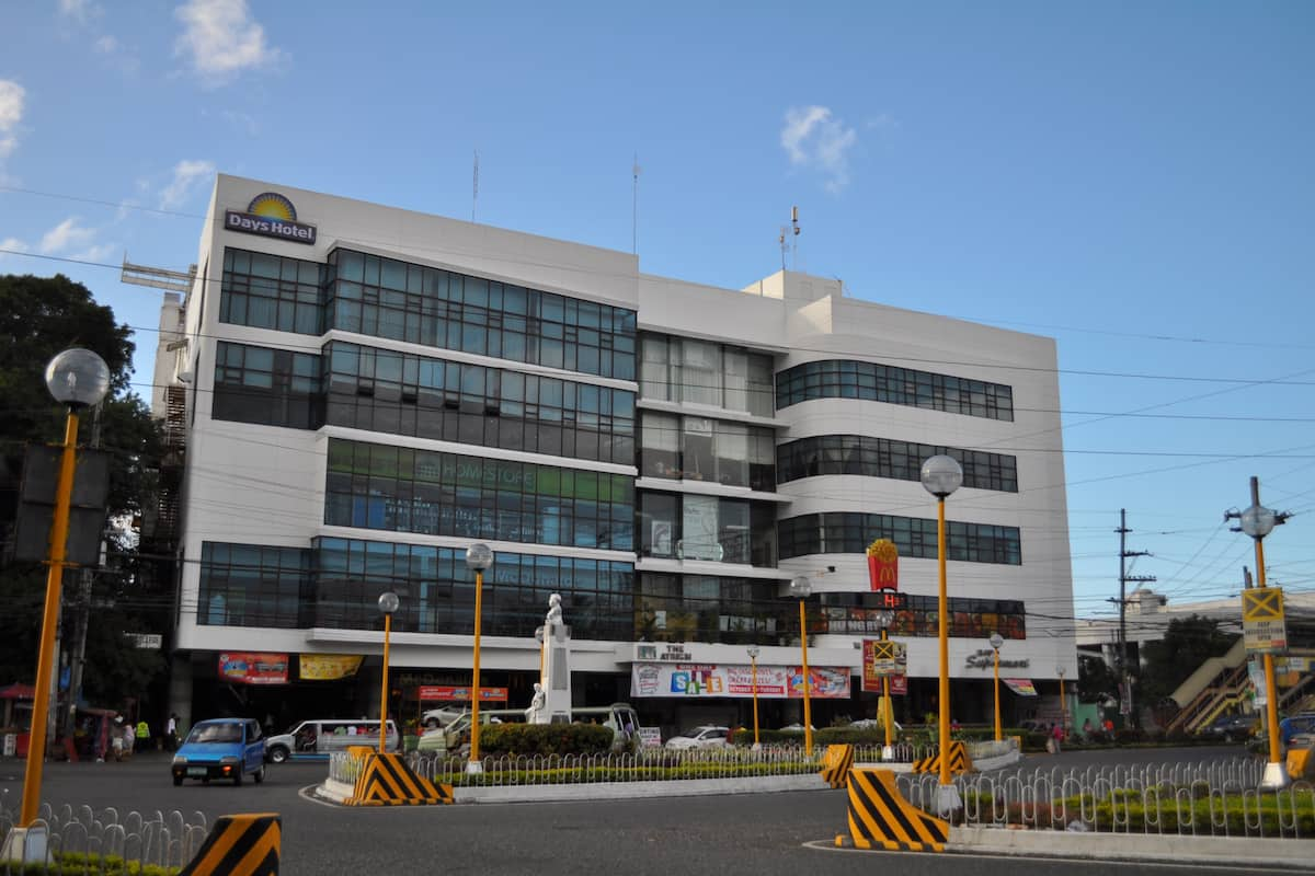 Exterior Of Days Hotel Iloilo In City Other Than Us Canada