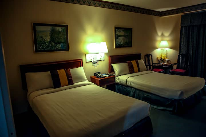 Guest room at the Days Hotel Tagaytay in Tagaytay City, Other than US/Canada