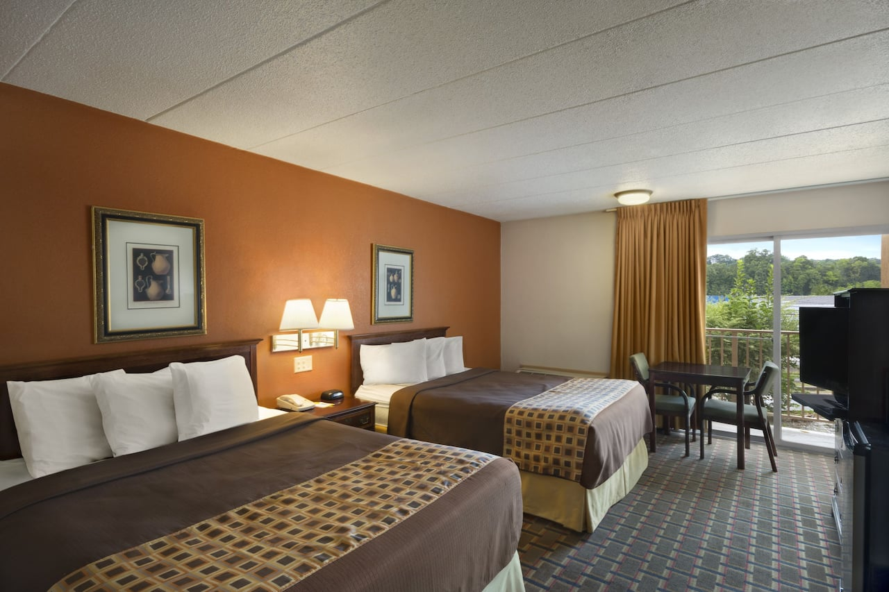 at the Days Inn Birmingham AL in Birmingham, Alabama