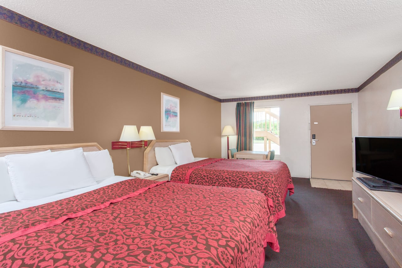 at the Days Inn Decatur Southeast in Decatur, Alabama