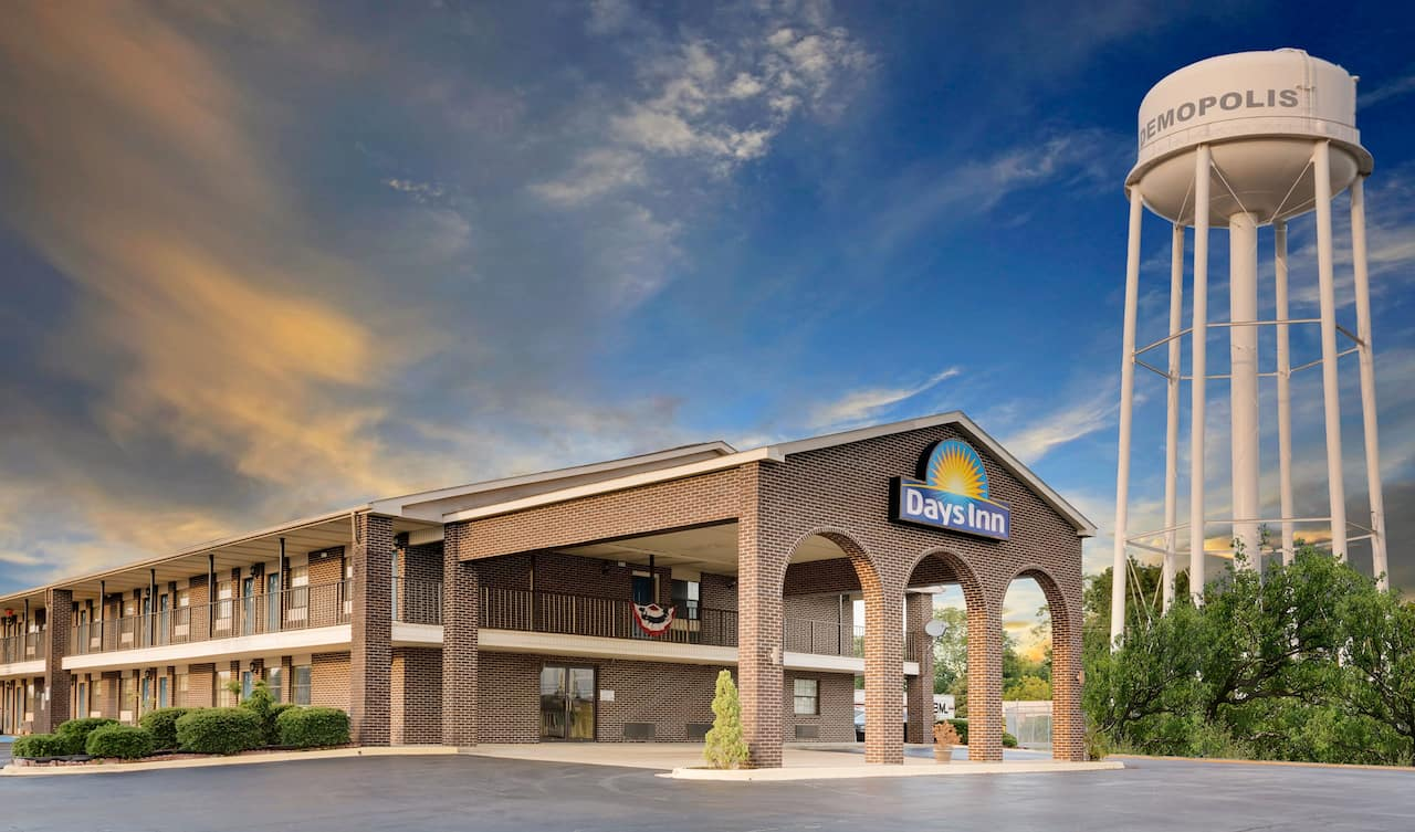 Days Inn Demopolis in  Demopolis,  Alabama