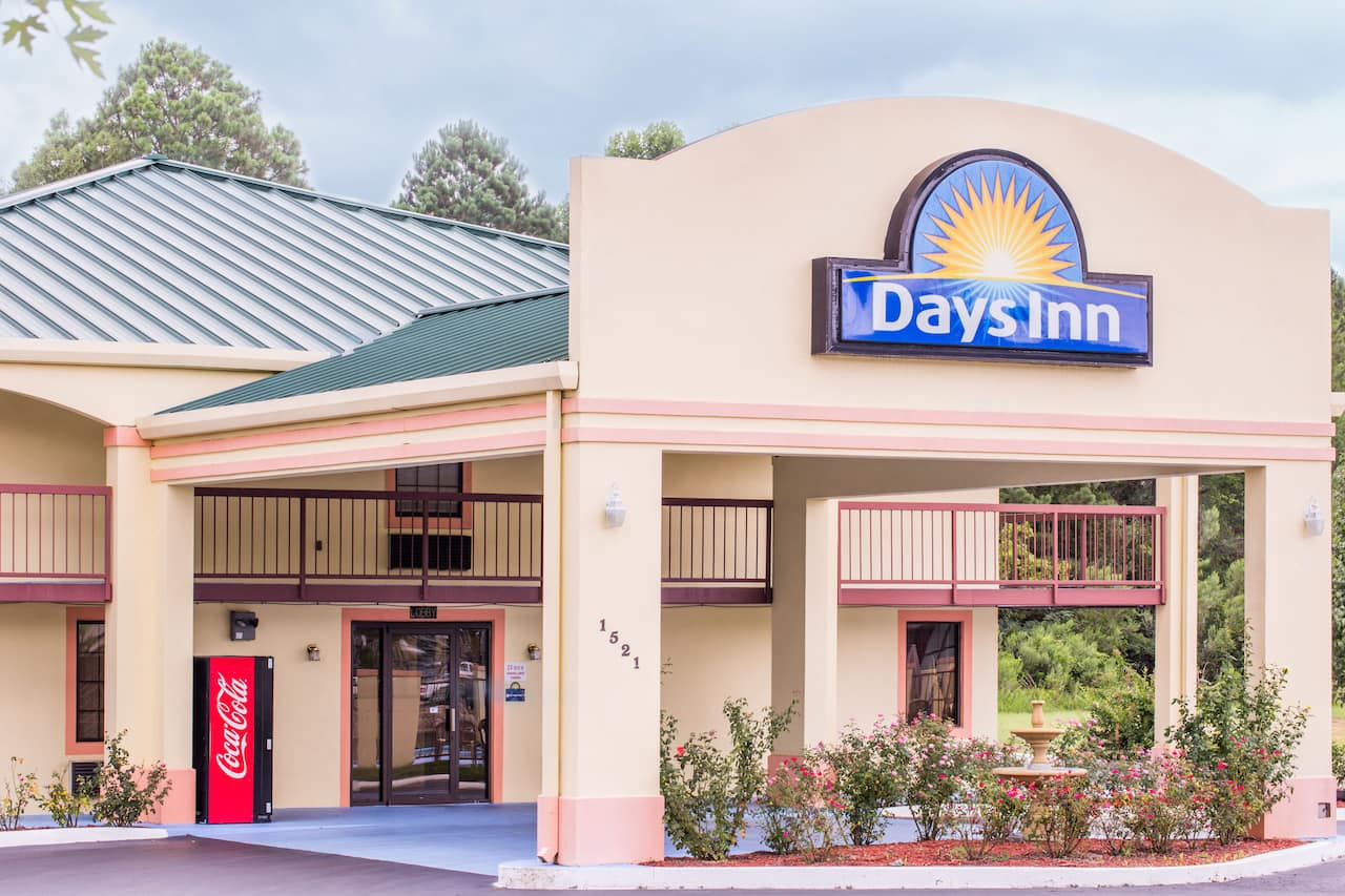 Days Inn Eufaula AL in Eufaula, Alabama