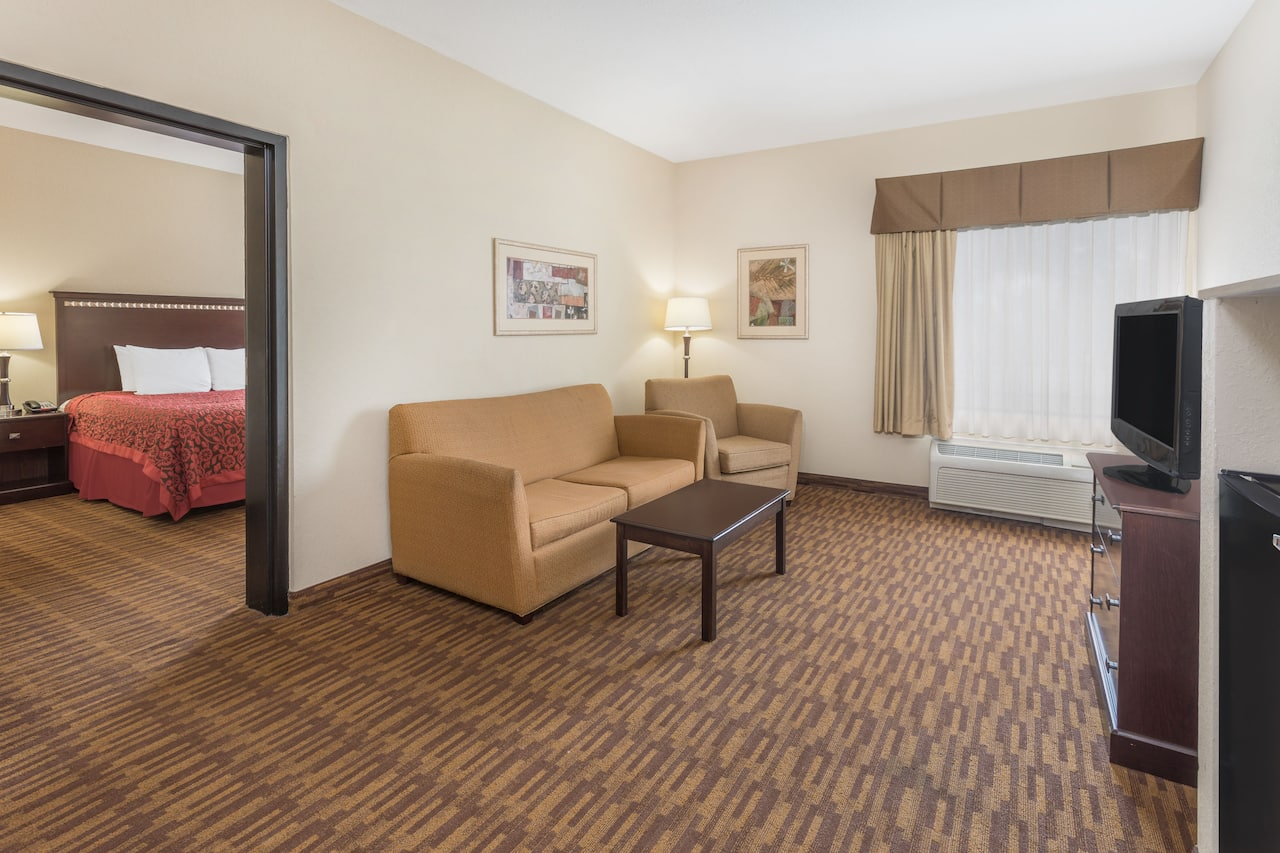 at the Days Inn North Mobile in Mobile, Alabama