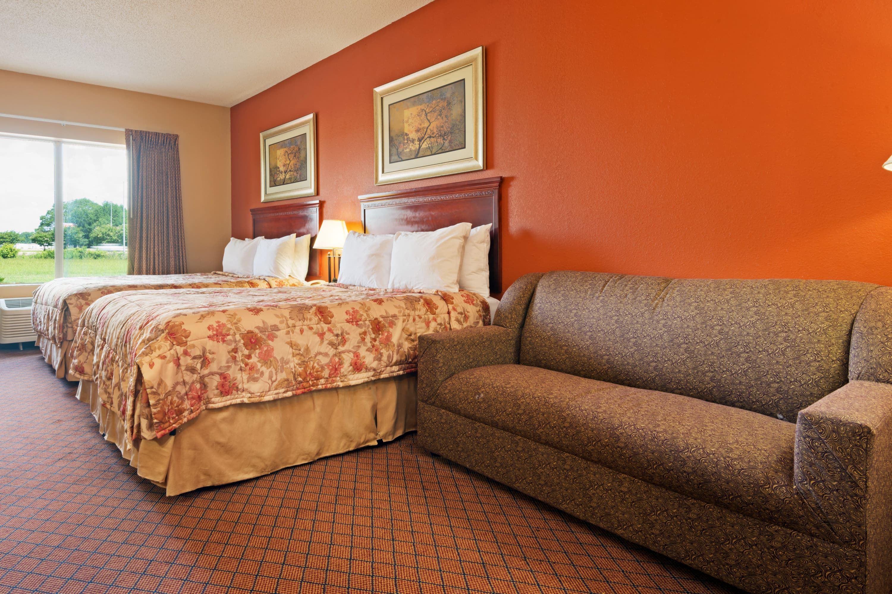 Days Inn Coliseum Montgomery AL suite in Montgomery, Alabama