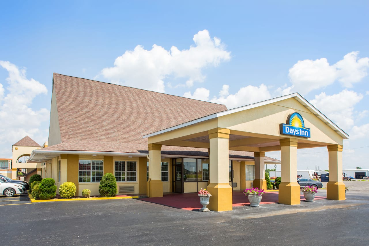 Days Inn Blytheville in Hayti, Missouri