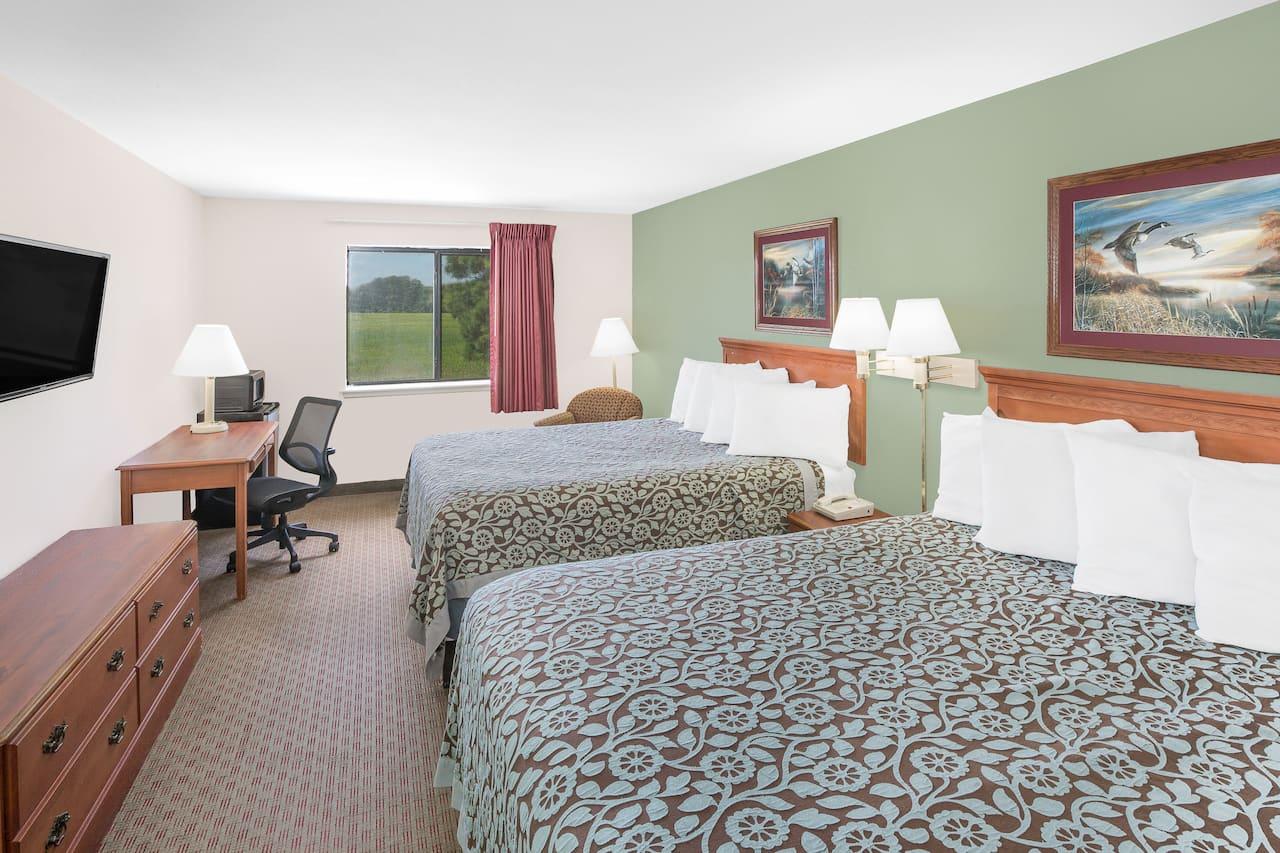 at the Days Inn & Suites Brinkley in Brinkley, Arkansas